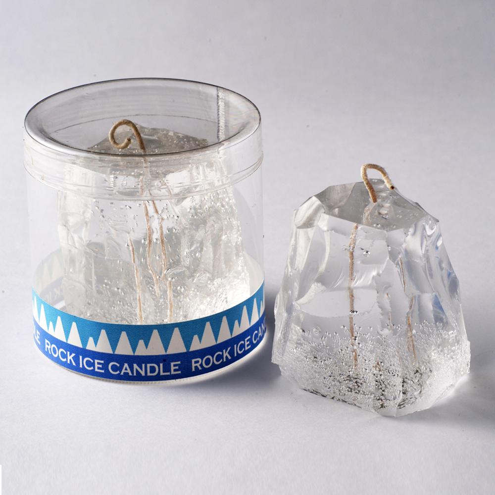 日本Candly   零度冰磚造型手工蠟燭
