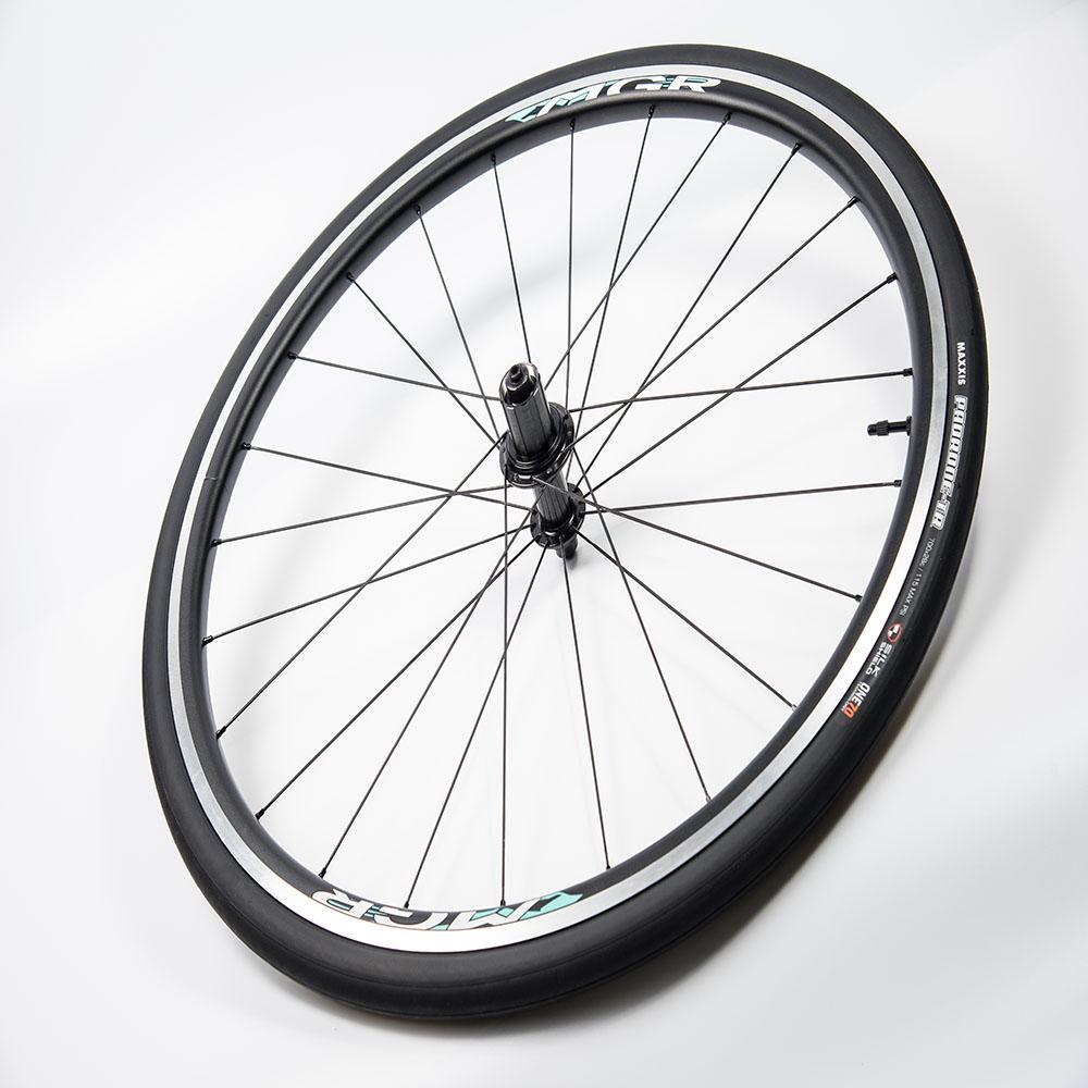 MGR|Green Candy S+ 自行車輪組 700C 20H/24H (含外胎)