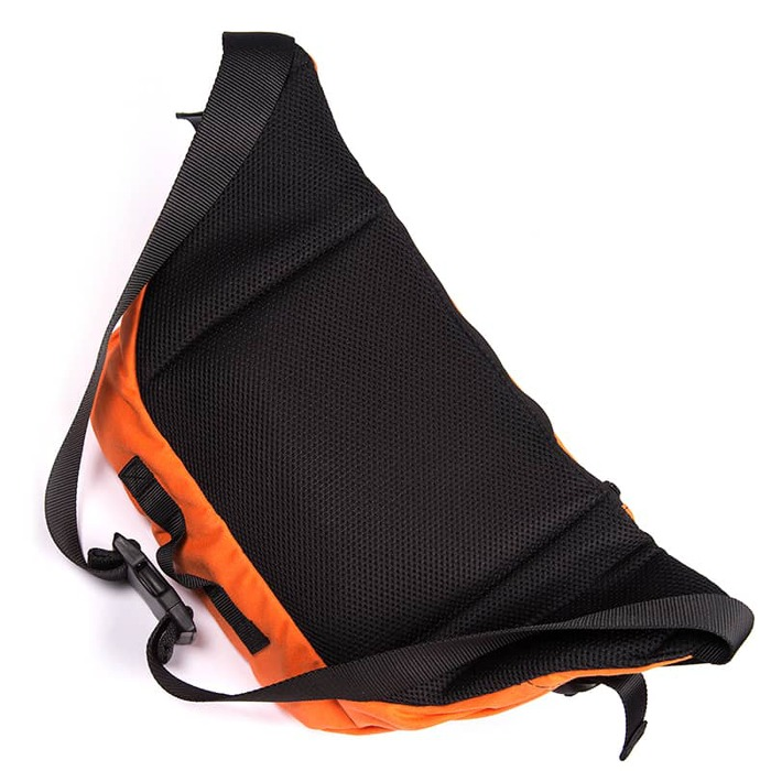 Filo Design|Waist pack(Orange)/彩貼腰包(橘)
