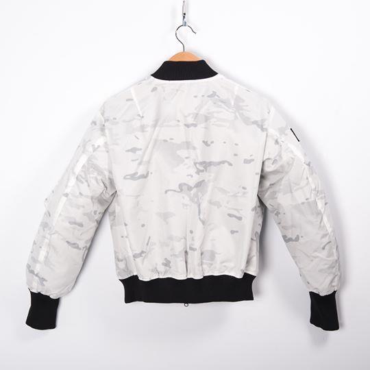 (複製)Filo Design|Bomber CAMO Jacket 輕量反光迷彩飛行夾克