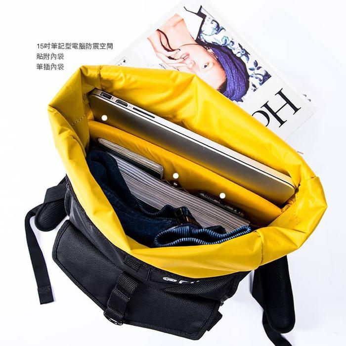 Filo Design|NYLON DAY PACK 日行(迷彩) 雙肩包
