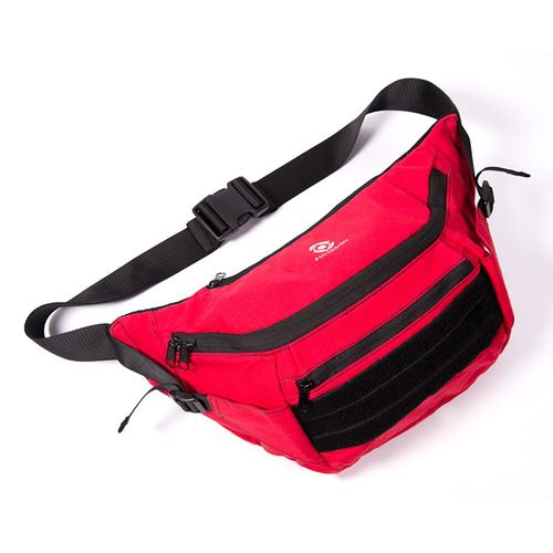 Filo Design|Waist pack(Red)/彩貼腰包(紅)