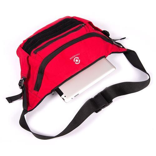 Filo Design|Waist pack(Red)/彩貼腰包(紅)