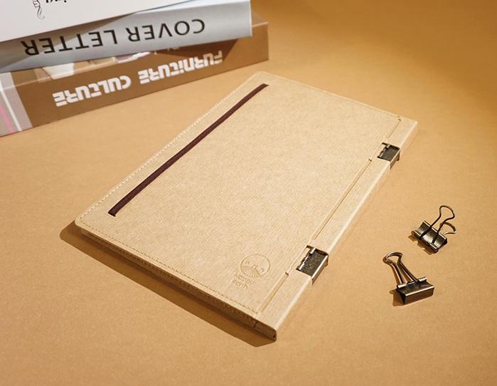 地球好樂   回收紙筆記本-A5
