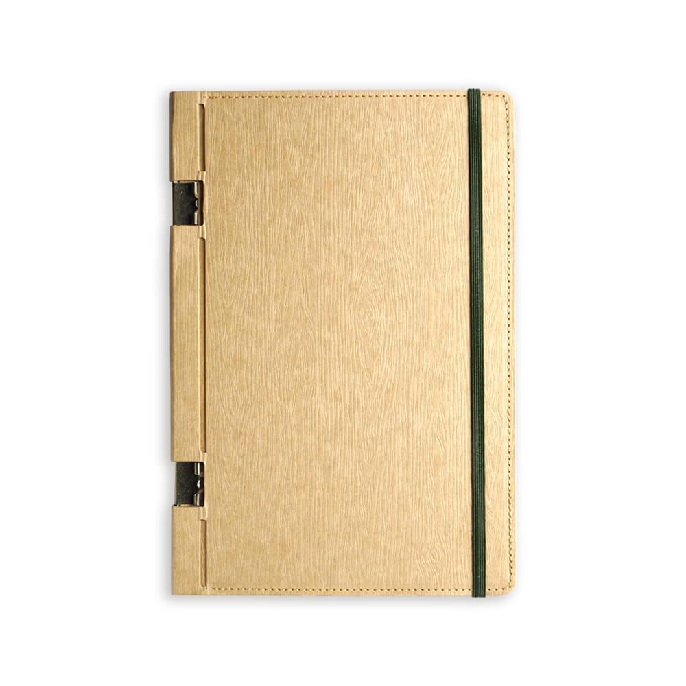 地球好樂 | 回收紙筆記本-A5