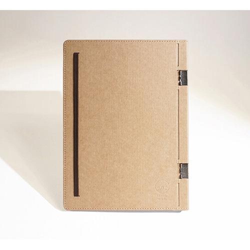 地球好樂 | A5回收紙筆記本-原色