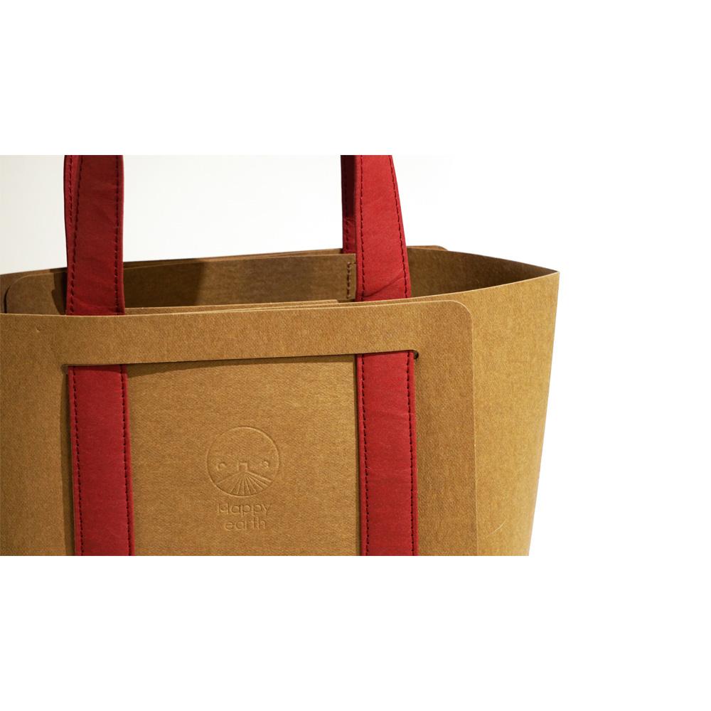 地球好樂 | 好樂袋-臙脂紅