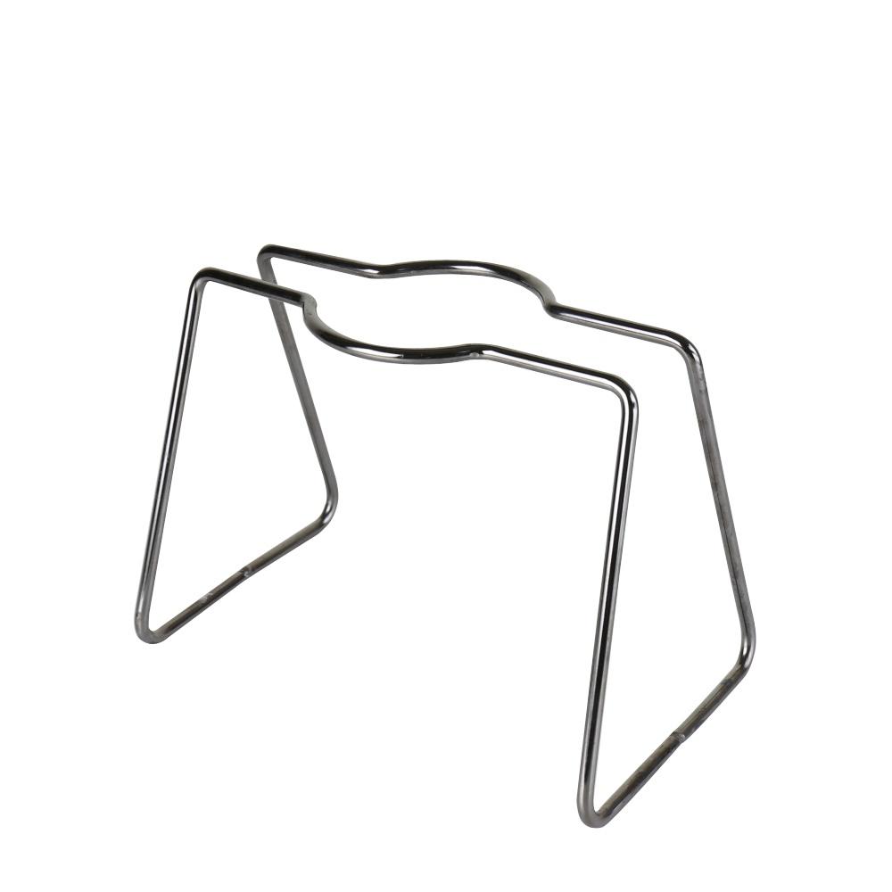 FUSHIMA 富島|咖啡濾杯鐵架(金屬原色)