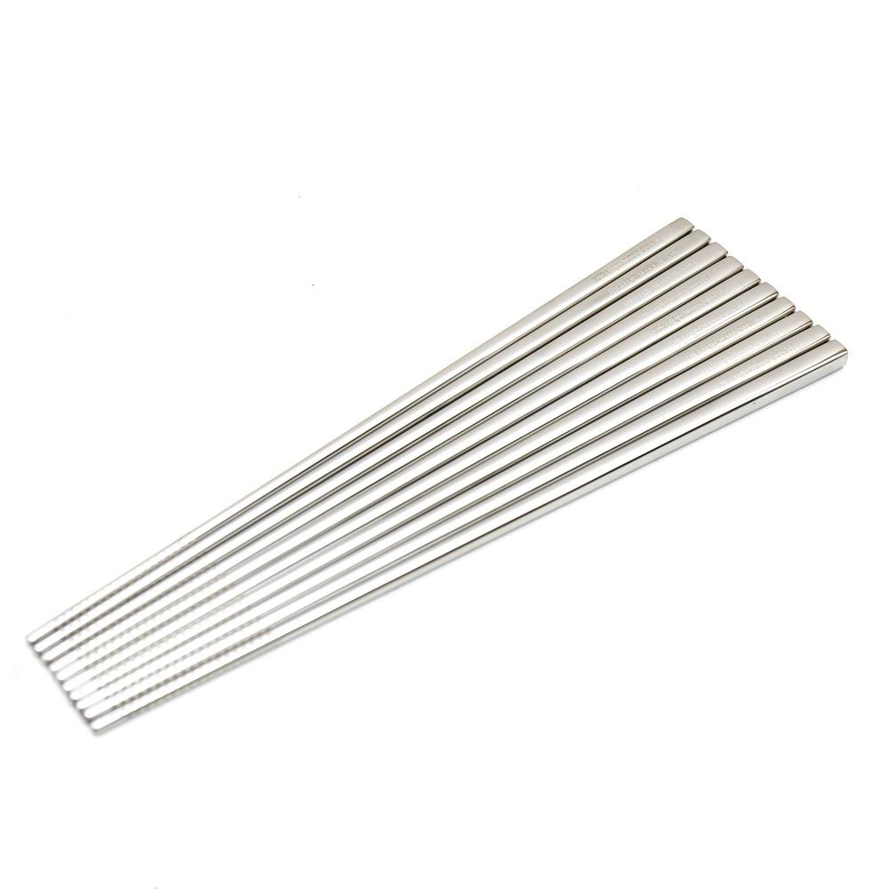 韓國DITTO|頂級316不鏽鋼筷子23CM*5雙