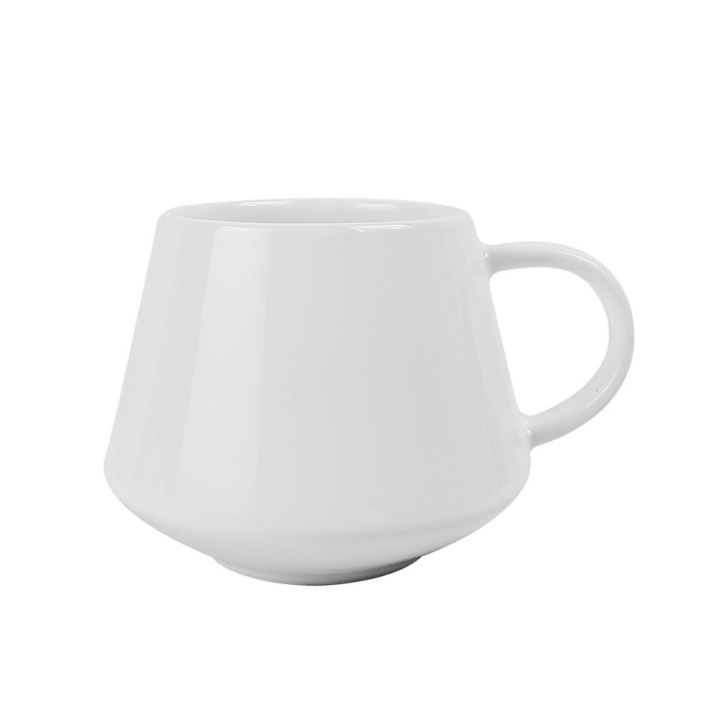 日本FUSHIMA富島 Tlar陶瓷杯400ML(白色)