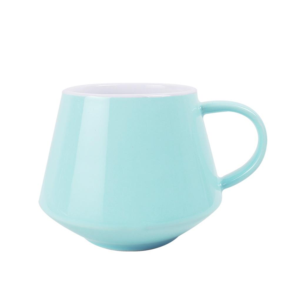 FUSHIMA 富島 Tlar陶瓷杯400ML(天空藍)