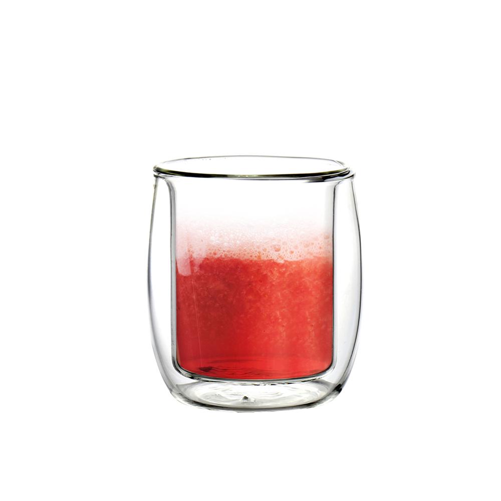 FUSHIMA 富島|英倫系列雙層耐熱玻璃杯110ML