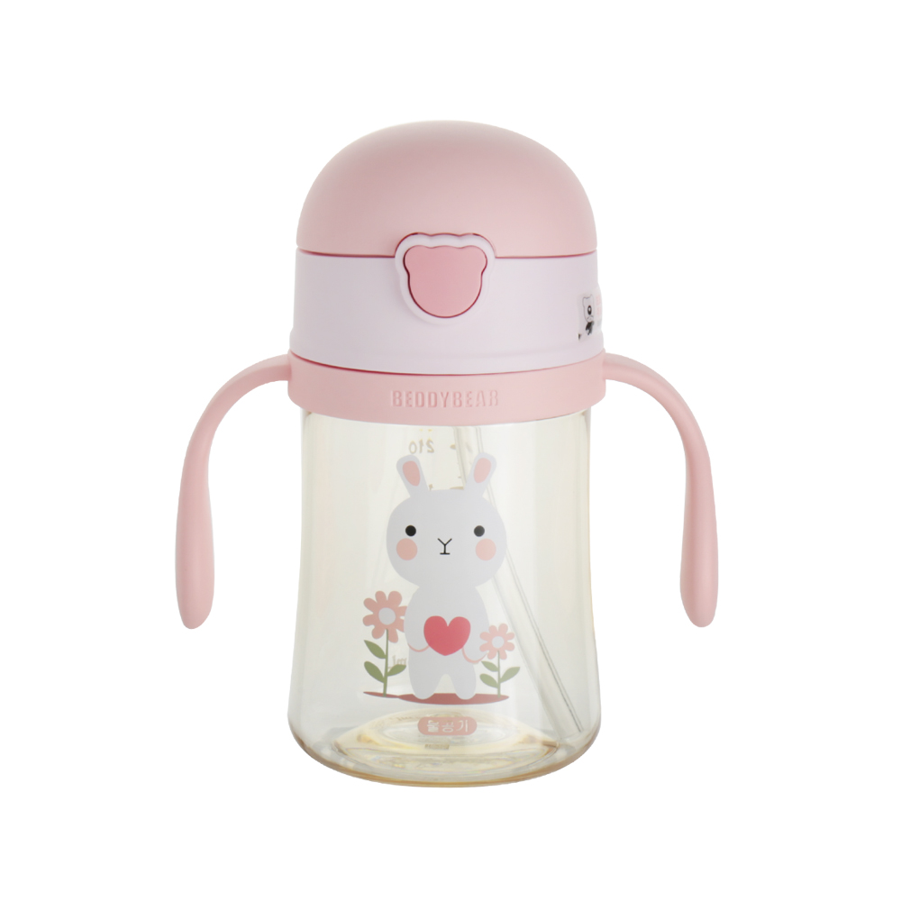 BEDDY BEAR|學飲系列兒童飲水杯240ML(小兔)