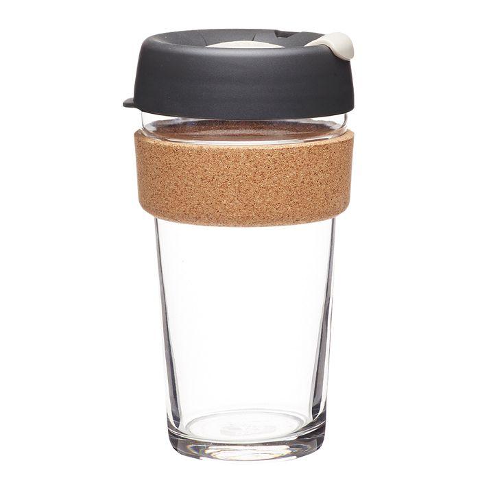 澳洲 KeepCup | 隨身咖啡杯 軟木系列 L - 重烘焙