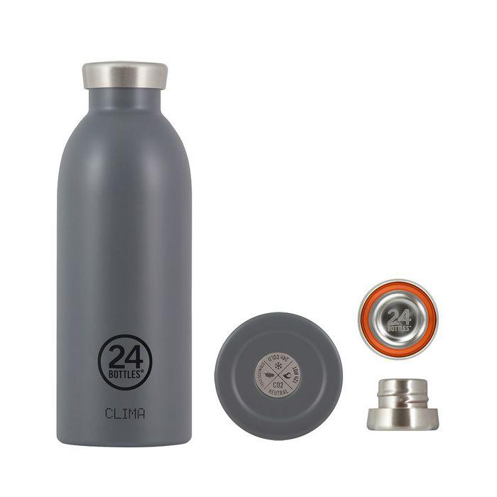 (複製)義大利 24Bottles | Clima不銹鋼雙層保溫瓶 500ml -  開心果