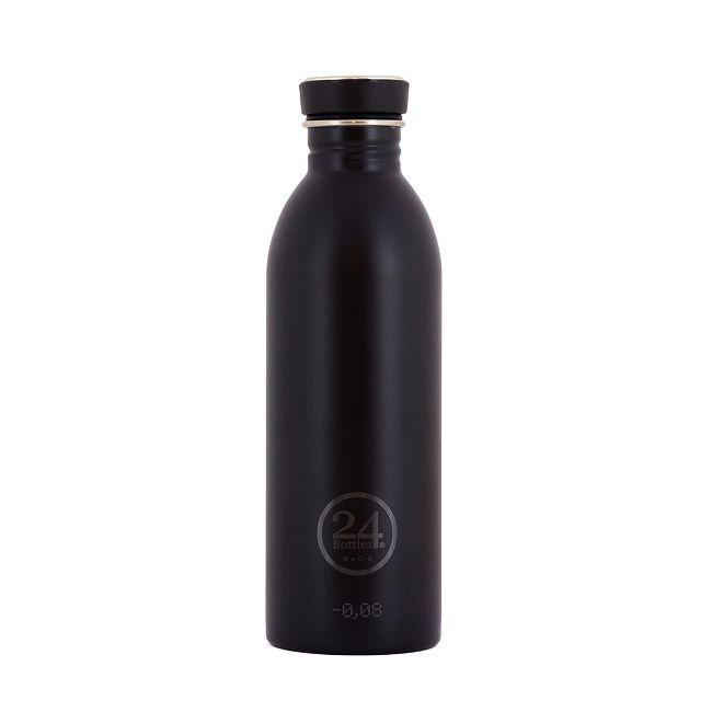 義大利 24Bottles | 城市水瓶 500ml - 紳士黑