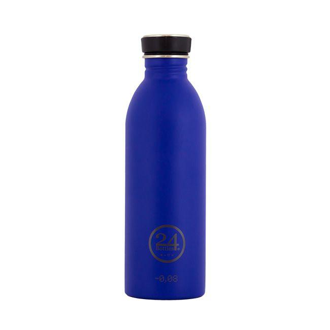 義大利 24Bottles | 城市水瓶 500ml - 金光藍