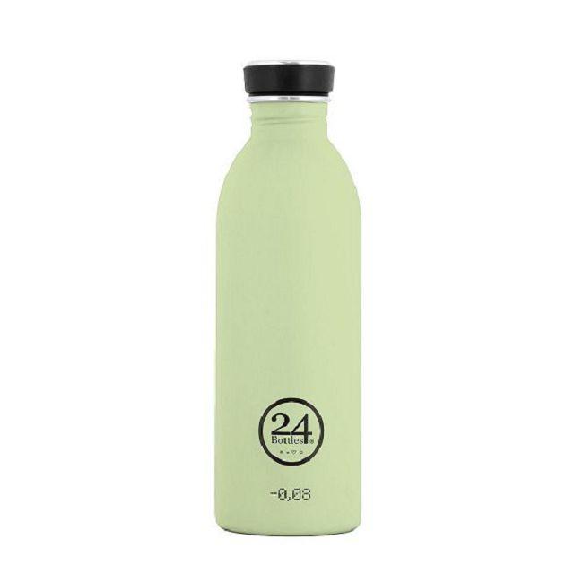 義大利 24Bottles | 城市水瓶 500ml - 開心果