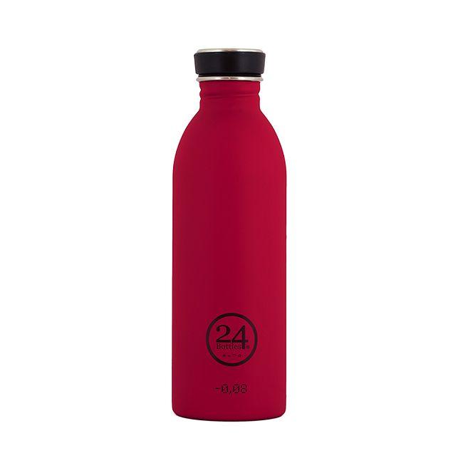 義大利 24Bottles   城市水瓶 500ml - 熱情粉