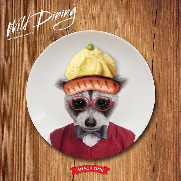 (複製)Mustard | 動物餐盤 7 吋 - 幼獅