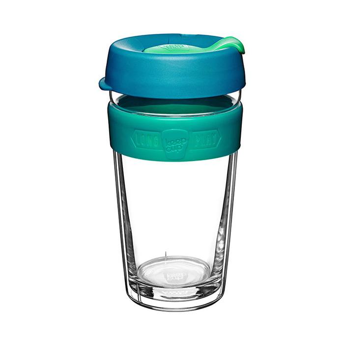 澳洲 KeepCup | 雙層隔熱杯 L - 清翠