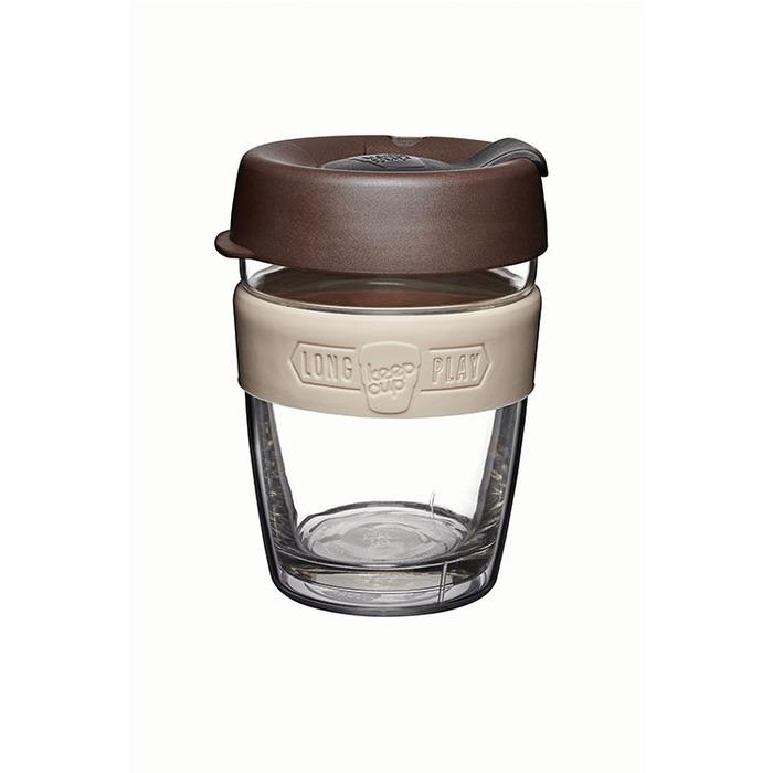 澳洲 KeepCup |  雙層隔熱杯 M - 巧克力摩卡
