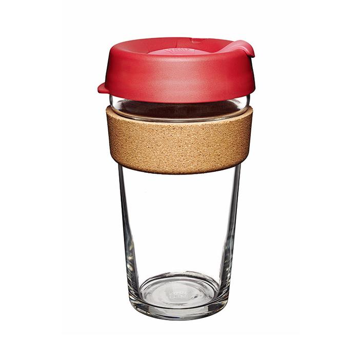 澳洲 KeepCup 隨身咖啡杯 | 軟木系列 L - 熱情