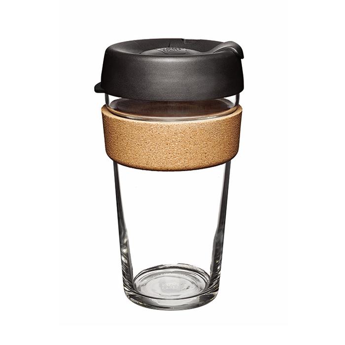 澳洲 KeepCup 隨身咖啡杯 | 軟木系列 L - Espresso