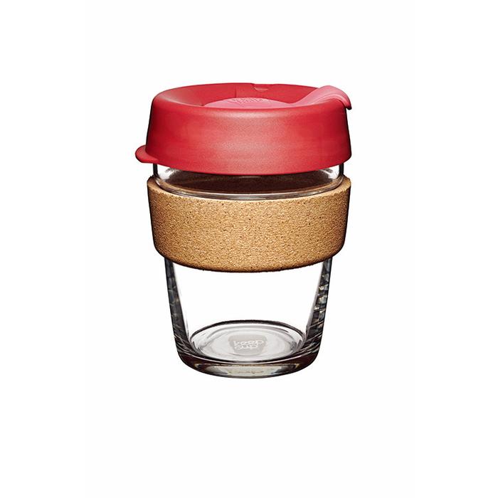 澳洲 KeepCup 隨身咖啡杯 | 軟木系列 M - 熱情
