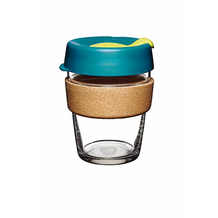澳洲 KeepCup 隨身咖啡杯 | 軟木系列 M - 沉靜