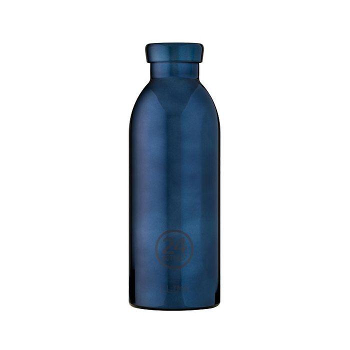 (複製)義大利 24Bottles | 不鏽鋼雙層保溫瓶 500ml - 粉紅大理石
