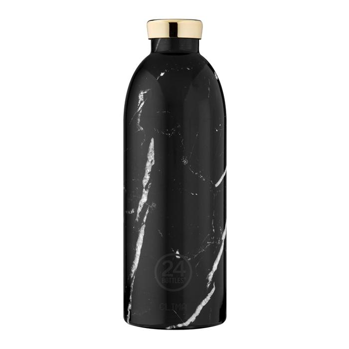 (複製)義大利 24Bottles | 不鏽鋼雙層保溫瓶 850ml - 紳士黑