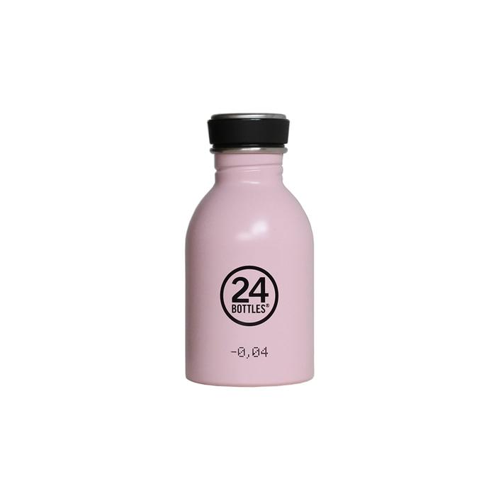 (複製)義大利 24Bottles | 城市水瓶 250ml - 紳士黑