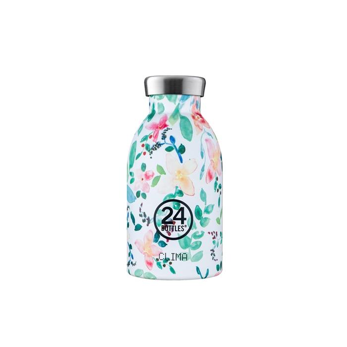 (複製)義大利 24Bottles | 不鏽鋼雙層保溫瓶 330ml - 粉紅大理石