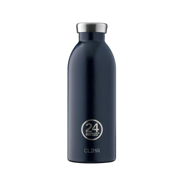 (複製)義大利 24Bottles   不鏽鋼雙層保溫瓶 500ml - 花徑
