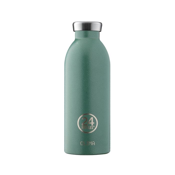 (複製)義大利 24Bottles | 不鏽鋼雙層保溫瓶 500ml - 午夜藍