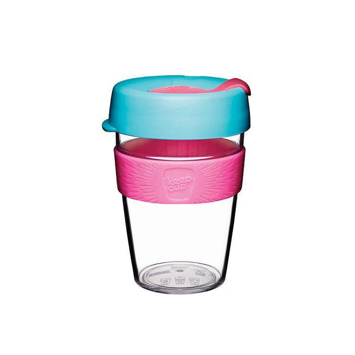 (複製)澳洲 KeepCup 隨身咖啡杯 晶透系列 M - 極光