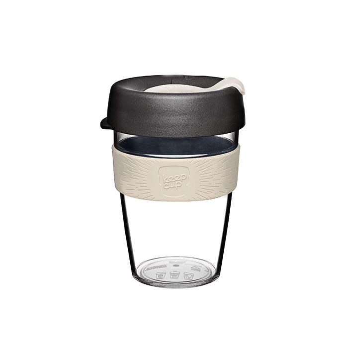 (複製)澳洲 KeepCup 隨身咖啡杯 晶透系列 M - 倒映櫻