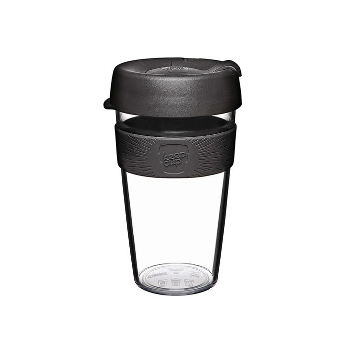 (複製)澳洲 KeepCup 隨身咖啡杯 晶透系列 M - 法式裸色