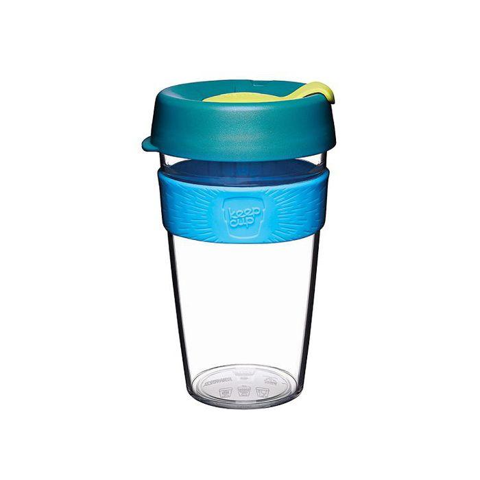 (複製)澳洲 KeepCup 隨身咖啡杯 晶透系列 L - 巧克力摩卡