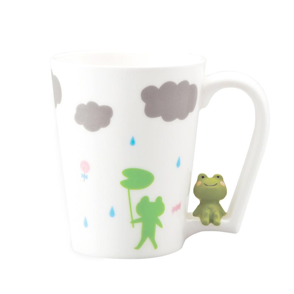 日本 sunart   馬克杯 - 呱呱蛙