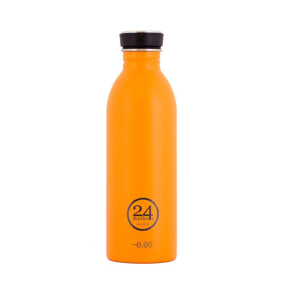 義大利 24Bottles | 城市水瓶 500ml - 極致橙