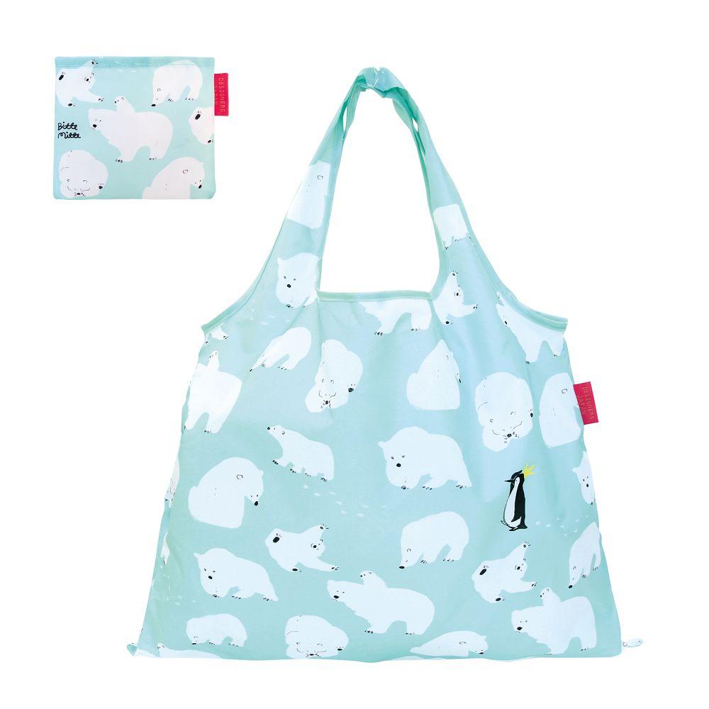 日本 Prairie Dog 設計包 - 北極熊