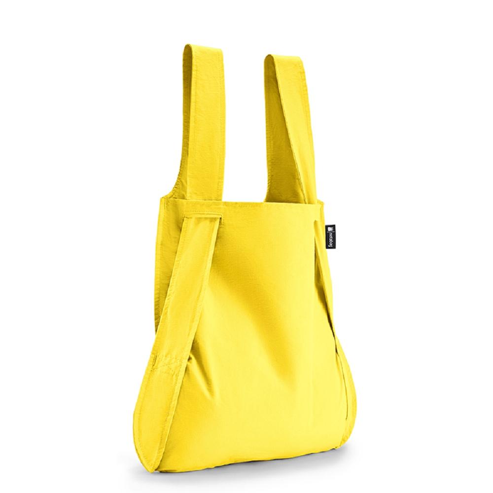 德國 Notabag|三用後背包/購物袋/手提袋/肩背袋 -  萊姆