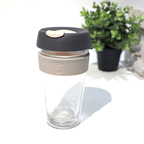 澳洲 KeepCup 雙層隔熱杯 L - 伯爵茶