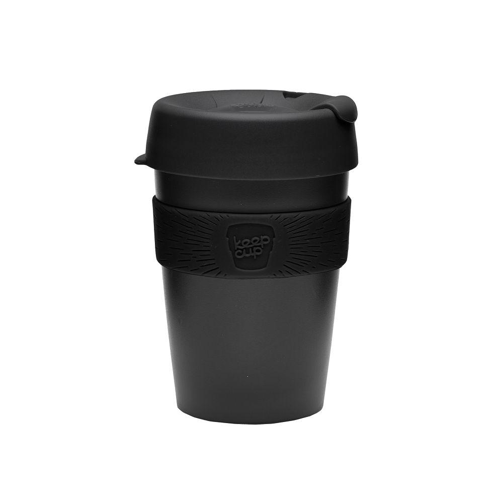 澳洲 KeepCup|隨身咖啡杯 M - 黑曜石