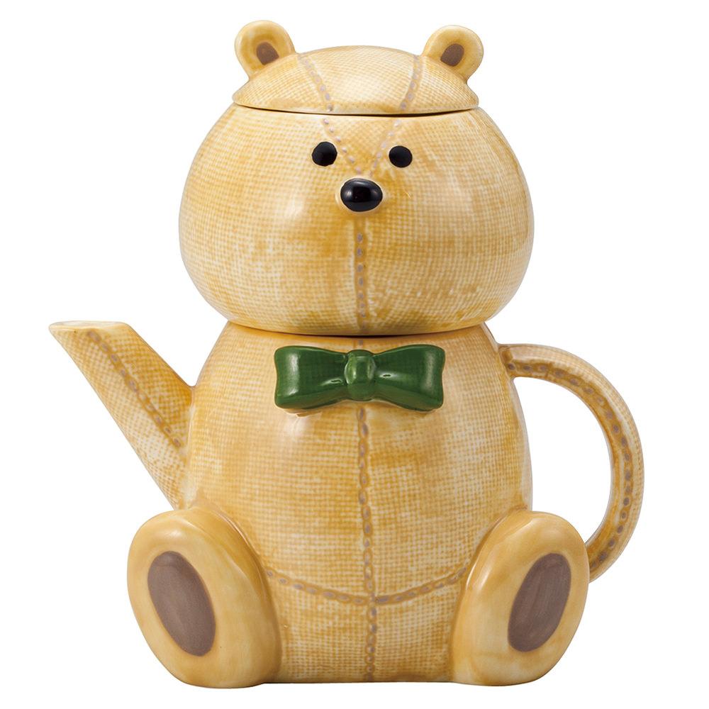 日本 sunart │杯壺組 - 泰迪熊