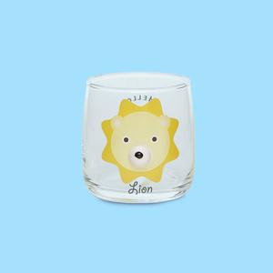 日本 sunart │玻璃杯-獅子