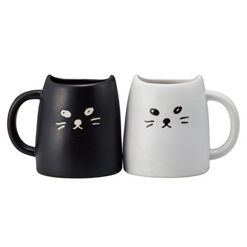 日本 sunart │ 對杯 - 黑白配