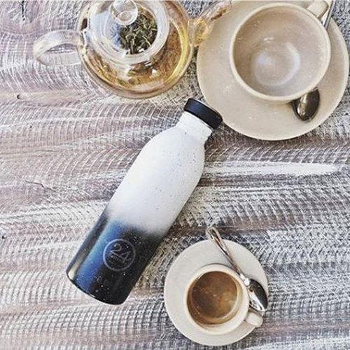 義大利 24Bottles 輕量冷水瓶 500ml - 日蝕(磨砂面)